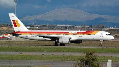 EC-HDR - Boeing 757-256 - Iberia