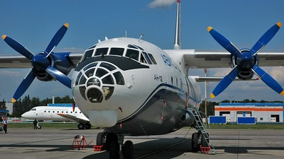 RA-11756 - Antonov An-12BP - Aviast