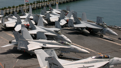 CVN-72 - Aircraft Carrier - Ramp