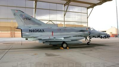 N406AX - IAI Kfir C2 - Private