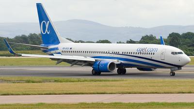 5B-DCE - Boeing 737-8BK - AJet