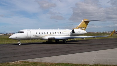 N182GX - Bombardier BD-700-1A11 Global 5000 - Private
