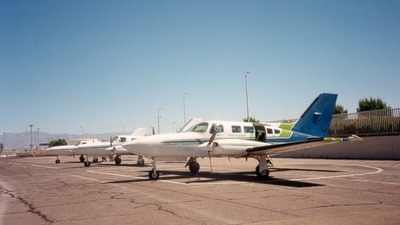 - Cessna 402C - Air Nevada