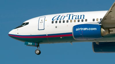 N338AT - Boeing 737-7BD - airTran Airways