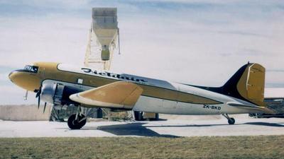 ZK-BKD - Douglas DC-3 - FieldAir