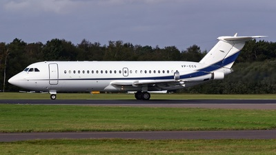 VP-CCG - British Aircraft Corporation BAC 1-11 Series 401AK - ATM Aviation