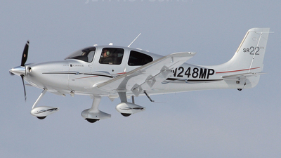 N248MP - Cirrus SR22-GTS - Cirrus Design Corporation