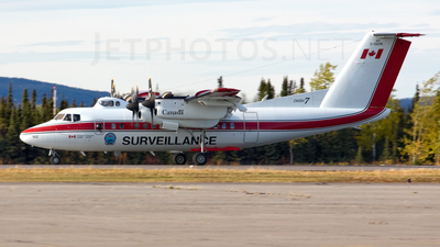 C-GCFR - De Havilland Canada DHC-7-102 Dash 7 - Canada - Department of Transport