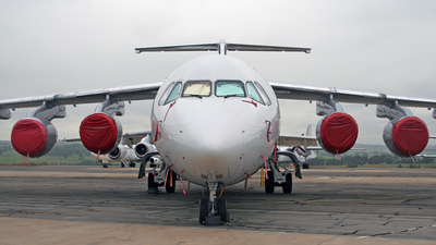 ZS-SMO - British Aerospace BAe 146-300 - Fair Aviation