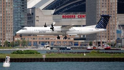 C-GLQB - Bombardier Dash 8-Q402 - Porter Airlines