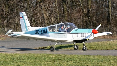 OK-EOA - Zlin 43 - Private