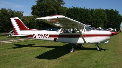 G-PARI - Cessna 172RG Cutlass RG - Private