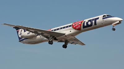 SP-LGO - Embraer ERJ-145MP - LOT Polish Airlines