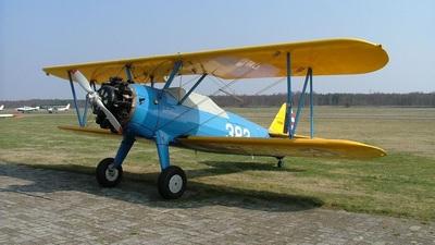 A picture of N68941 - BoeingStearman Model 75 - [758044] - © Jeroen Stroes