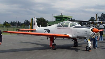 FAB1881 - Neiva T-25A Universal - Brazil - Air Force
