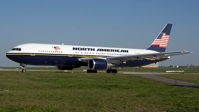 N764NA - Boeing 767-328(ER) - North American Airlines