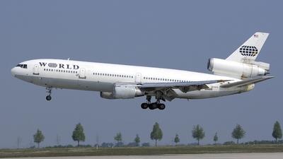 N14075 - McDonnell Douglas DC-10-30 - World Airways