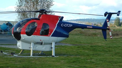 C-GTZP - Hughes 369D - Prism Helicopters