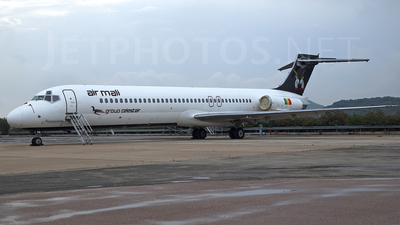 TZ-RMB - McDonnell Douglas MD-87 - Air Mali International