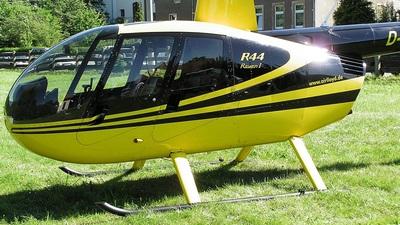 D-HALD - Robinson R44 Raven - Air Lloyd