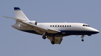 VP-BDL - Dassault Falcon 2000 - Private