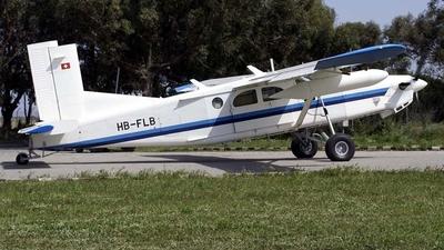 HB-FLB - Pilatus PC-6/B2-H4 Turbo Porter - Private