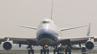 B-18273 - Boeing 747-409 - China Airlines