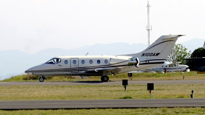 N100AW - Beechcraft 400A Beechjet - Private