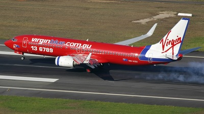 VH-VOU - Boeing 737-8Q8 - Virgin Blue Airlines