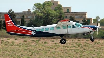 C-GSGW - Cessna 208B Grand Caravan - Sander Geophysics