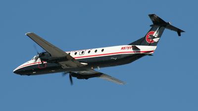 N575Y - Beech 1900C-1 - Frontier Flying Service