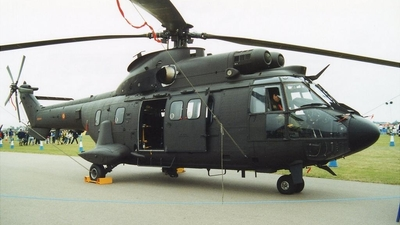 HU.21L-51 - Aérospatiale AS 532UL Super Puma 2 - Spain - Army