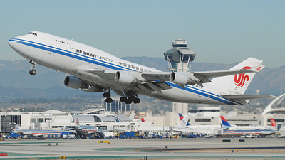 B-2477 -  Boeing 747-433(BDSF) - Air China Cargo