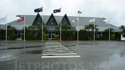 YBHM - Airport - Terminal