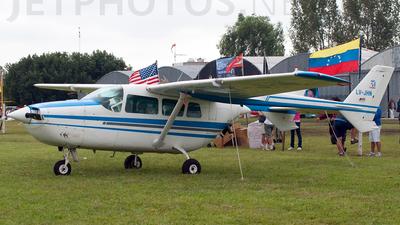 LV-JHN - Cessna 337C Super Skymaster - Private