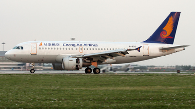 B-6212 - Airbus A319-115 - Chang'an Airlines