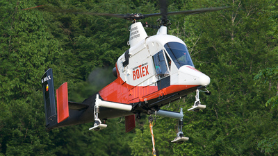HB-ZGK - Kaman K-1200 K-Max - Rotex Helicopter