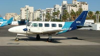 4X-CCF - Piper PA-31-350 Navajo Chieftain - Elrom Aviation