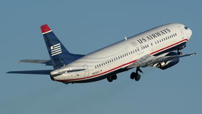 N425US - Boeing 737-401 - US Airways