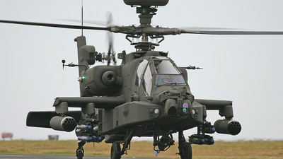 ZJ211 - Westland Apache AH.1 - United Kingdom - Army Air Corps