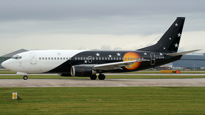 G-ZAPM - Boeing 737-33A - Titan Airways
