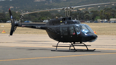 VH-SYC - Bell 206B JetRanger III - Private