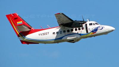 YV322T - Let L-410UVP Turbolet - Rainbow Air