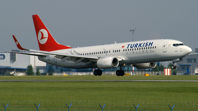 TC-JGJ - Boeing 737-8F2 - Turkish Airlines