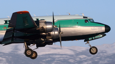 C-FIQM - Douglas DC-4 - Buffalo Airways