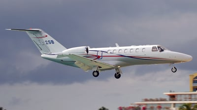 N332SB - Cessna 525B CitationJet 3 - Private