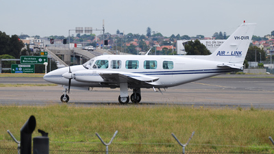 A picture of VHDVR - Piper PA31350 - [317952052] - © Blake Riley
