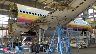 N202GA - Airbus A300B2K-3C - Fly Air