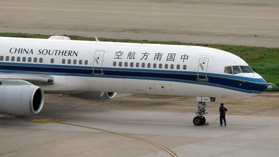 B-2831 - Boeing 757-2Y0 - China Southern Airlines