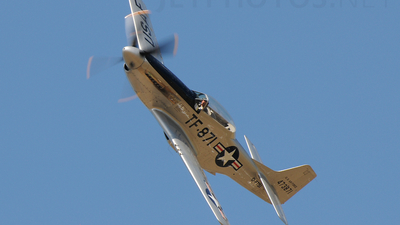 D-FTSI - North American P-51D Mustang - Private